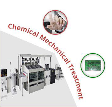 Chemical mechanical treatment service
