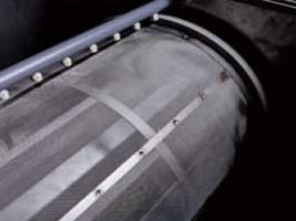 Excellent squeeze roller design of DES
