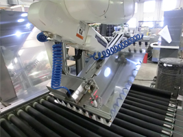 Adjustable belt conveyor