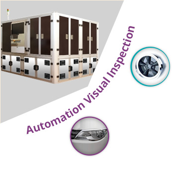 Automation visual inspection