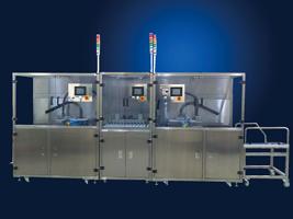 Servo arm panel retriever equipment
